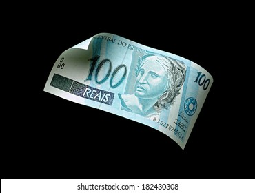 Note hundred  - Brazilian currency