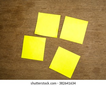note paper on background