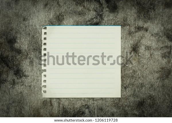 Terrific Note Paper On Desk Background Stock Photo Edit Now 1206119728 Download Free Architecture Designs Terchretrmadebymaigaardcom