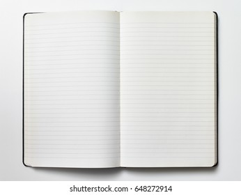 Notebook, Blank Page