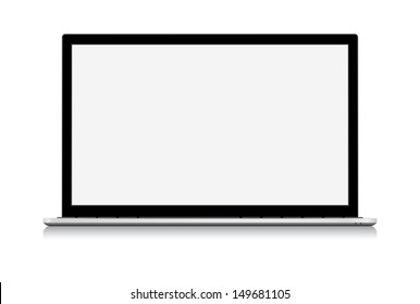 notebook computer - laptop icon