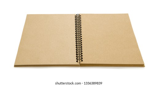 Notebook with Copy Space