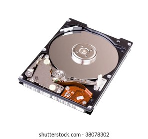 Notebook hard drive disc