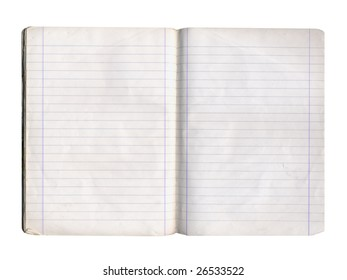Notebook note pad page office stationery