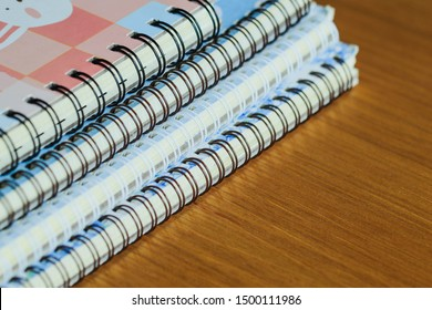 notebook paper ridge coil type for account book and take note, Loop of notebook