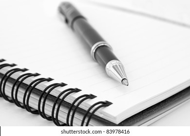 Image result for photo of pen and note book