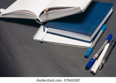 notebook ruchka.Biznes plan.