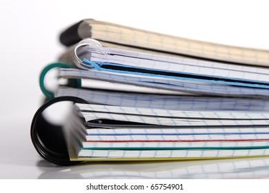 Notebooks.