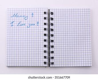 notes written