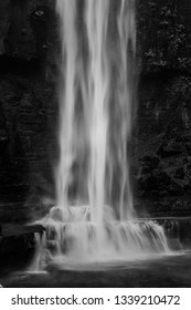 Nothing can explain the euphoric uplifting feeling of being at the base of a mighty flowing waterfall feel its  fine spray caress your face while it roars and thunders down vertically off sheer cliffs
