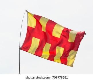 Nothumberland Flag, England