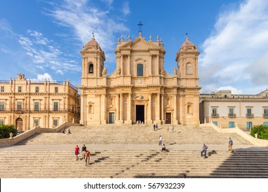 Noto Cathedral Italy