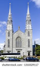Notre Dame Cathedral Basilica Otawa
