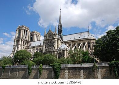 Notre Dame de Paris, Notre Dame Cathedral