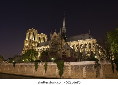 Notre Dame de Paris, more than seven hundred years old, is only the most recent of holy houses to occupy this ancient sacred ground.