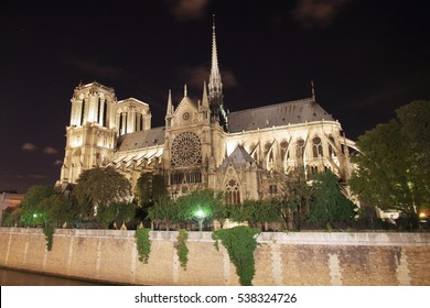 Notre-Dame Cathedral - Paris - France
