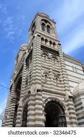 Notre-Dame-de-la-Garde in Marseille