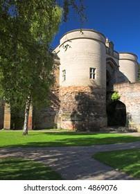 Nottingham Castle (Nottingham, England)
