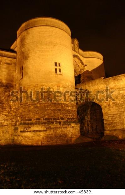 Nottingham Castle, Nottingham, England, UK