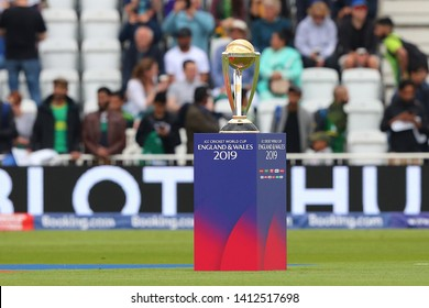 NOTTINGHAM, ENGLAND. 31 MAY 2019: a general view during the West Indies vs Pakistan, ICC Cricket World Cup match, at Trent Bridge, Nottingham, England.