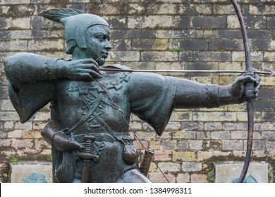 Robin Hood Statue Images, Stock Photos & Vectors | Shutterstock