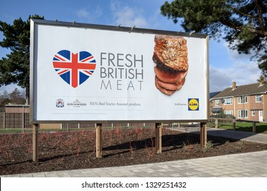 Nottingham England UK. February 2nd 2017. Lidl German supermarket giant open new store in Daybrook on the outskirts of the city centre.