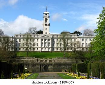 Nottingham University england