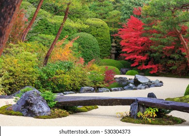 Nov 2016 : Beautiful Japanese garden in autumn