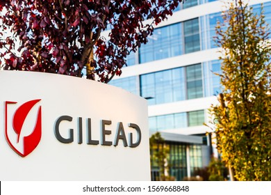 Nov 23, 2019 Foster City / CA / USA - Gilead headquarters in Silicon Valley; Gilead Sciences, Inc. is an American biotechnology company that researches, develops and commercializes drugs