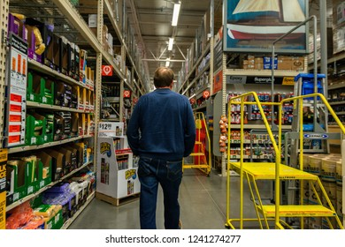 Home Depot Shopper Stock Photos Images Photography Shutterstock