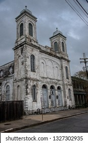 November 20th 2018-Marigny opera house is a repurposed church reconverted