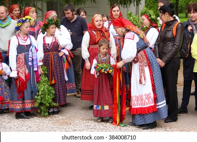 Matchless the russian tradition may have