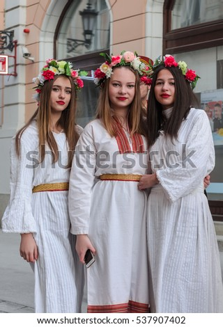 Novi sad girls