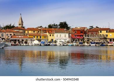 Novigrad, old Istrian town in Croatia