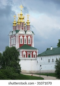 Novodevochiy Convent in MOoscow