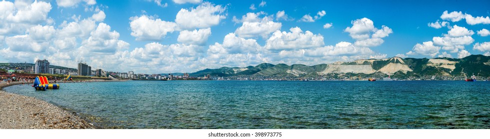 Novorossiysk city hero, Black Sea