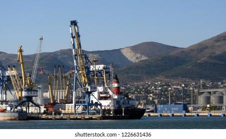 Novorossiysk seaport trip