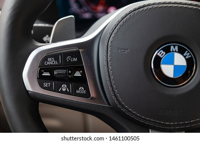 Multifunction Steering Wheel Images, Stock Photos & Vectors