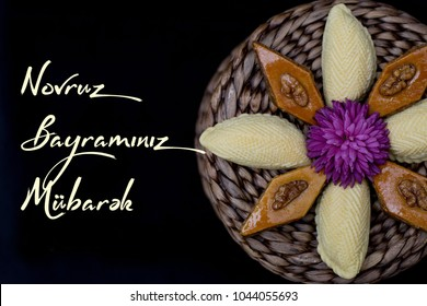 Novruz Bayraminiz Mubarak (Happy Novruz Holiday)