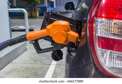 Nozzle benzyl diesel fuel for cars .