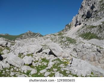 NP Durmitor mountains. Montenegro