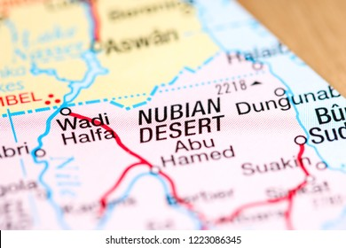 Africa Deserts Map Stock Photos Images Photography Shutterstock