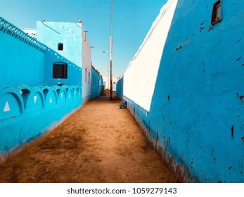 Nubian Houses, Aswan
