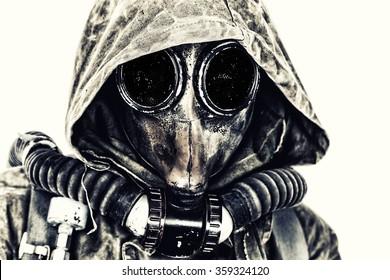 Nuclear post apocalypse