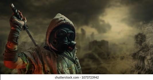 Nuclear post-apocalypse survivors