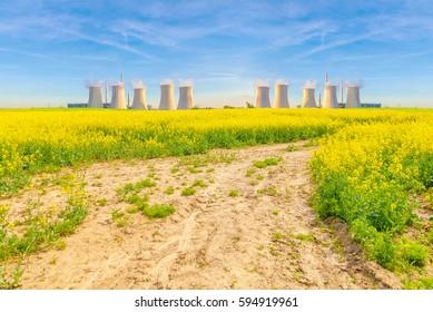 Nuclear power plant, Czech Republic