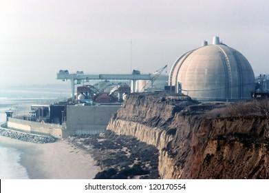 Nuclear Power Plant San Onofre, California