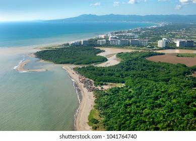 Nuevo Vallarta beaches, Mexico
