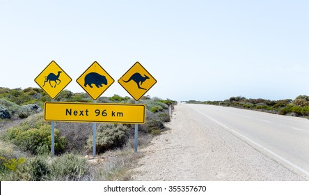 The Nullarbor Plain  is part of the area of flat, almost treeless, arid or semi-arid country of southern Australia. The only way from Western Australia to Ceduna