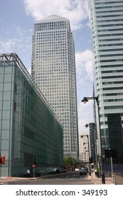Number 1 Canada Square, Canary Wharf, Docklands